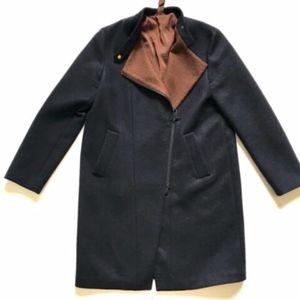 NWOT Brunello Cucinelli Cashmere Jacket Coat M 42